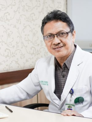 dr. H. Achmad Thabrani, Sp PD