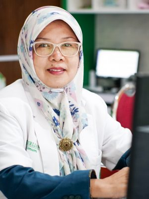 dr. Hj. Sri Berliyanti, M. Biomed